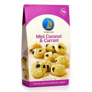 Mini Coconut & Currant