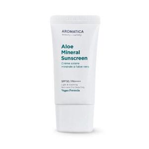 AROMATICA Aloe Mineral Sunscreen SPF50 50g